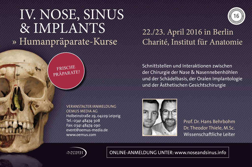 4. Nose, Sinus & Implants