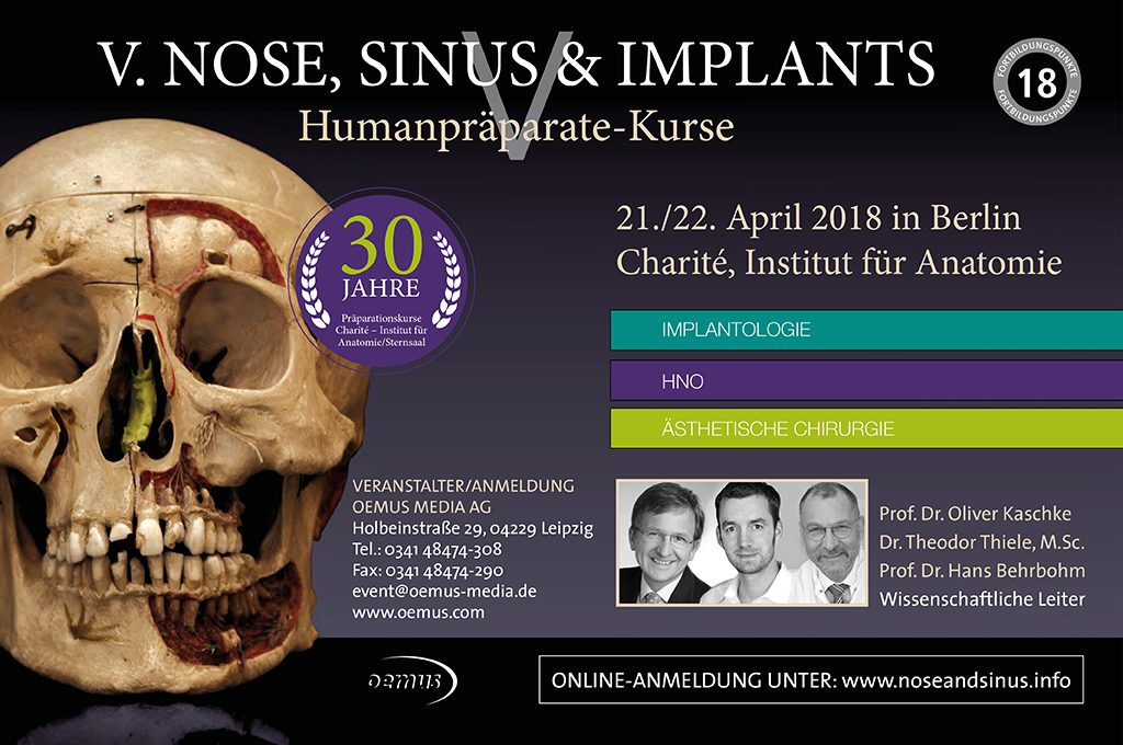 5. Nose, Sinus & Implants