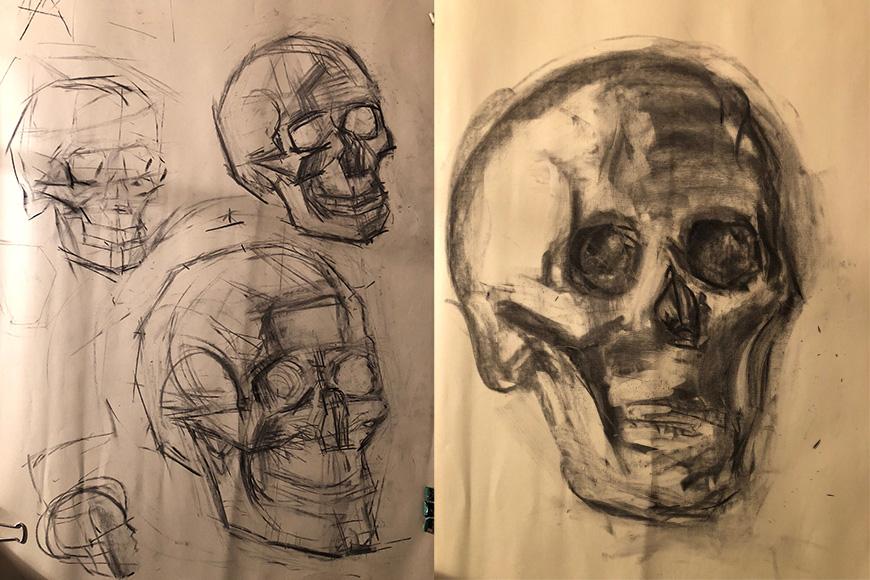 Anatomische Studien